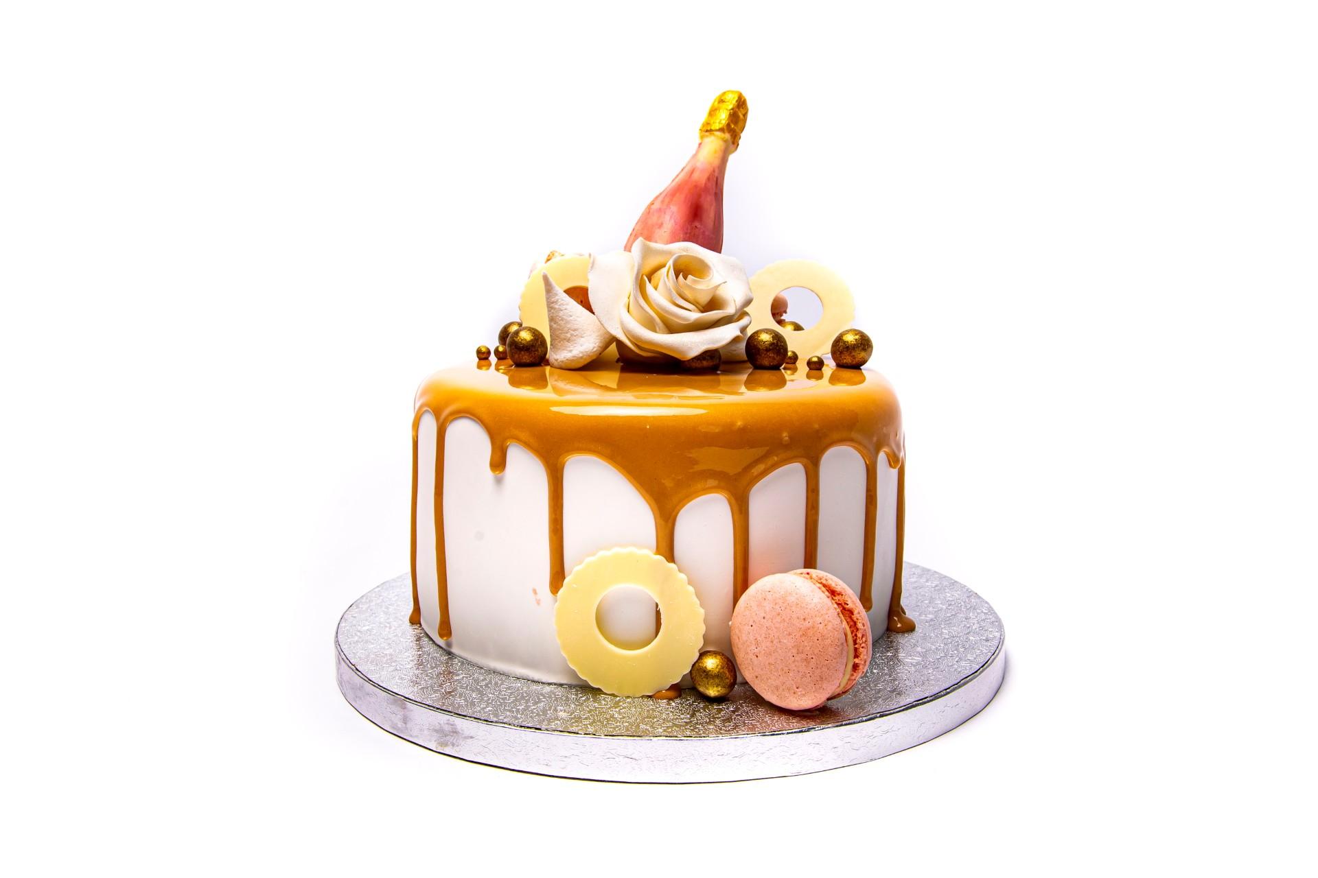 Tort Aniversare - Elegant 2
