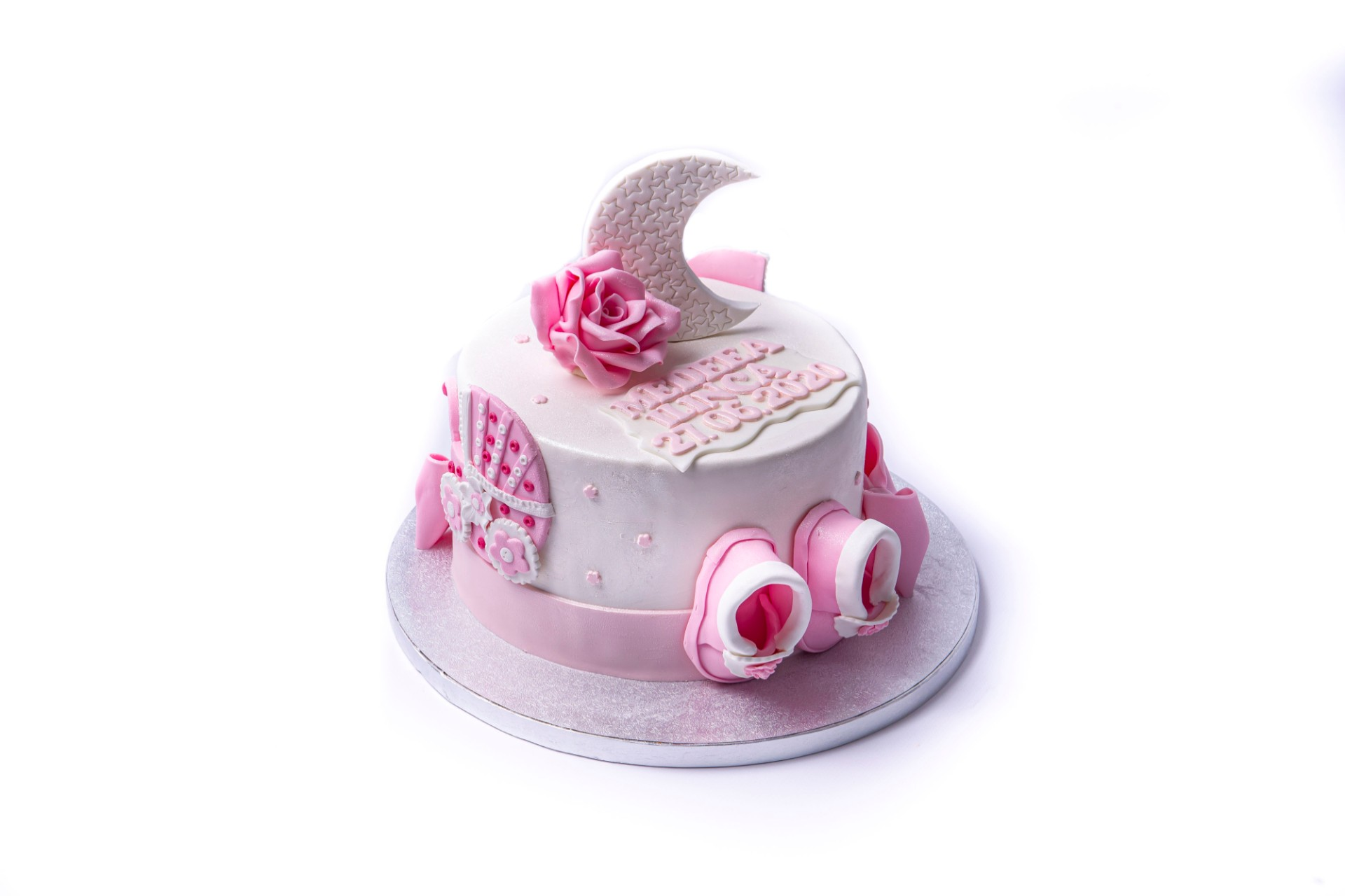 Tort Botez Simplu 1