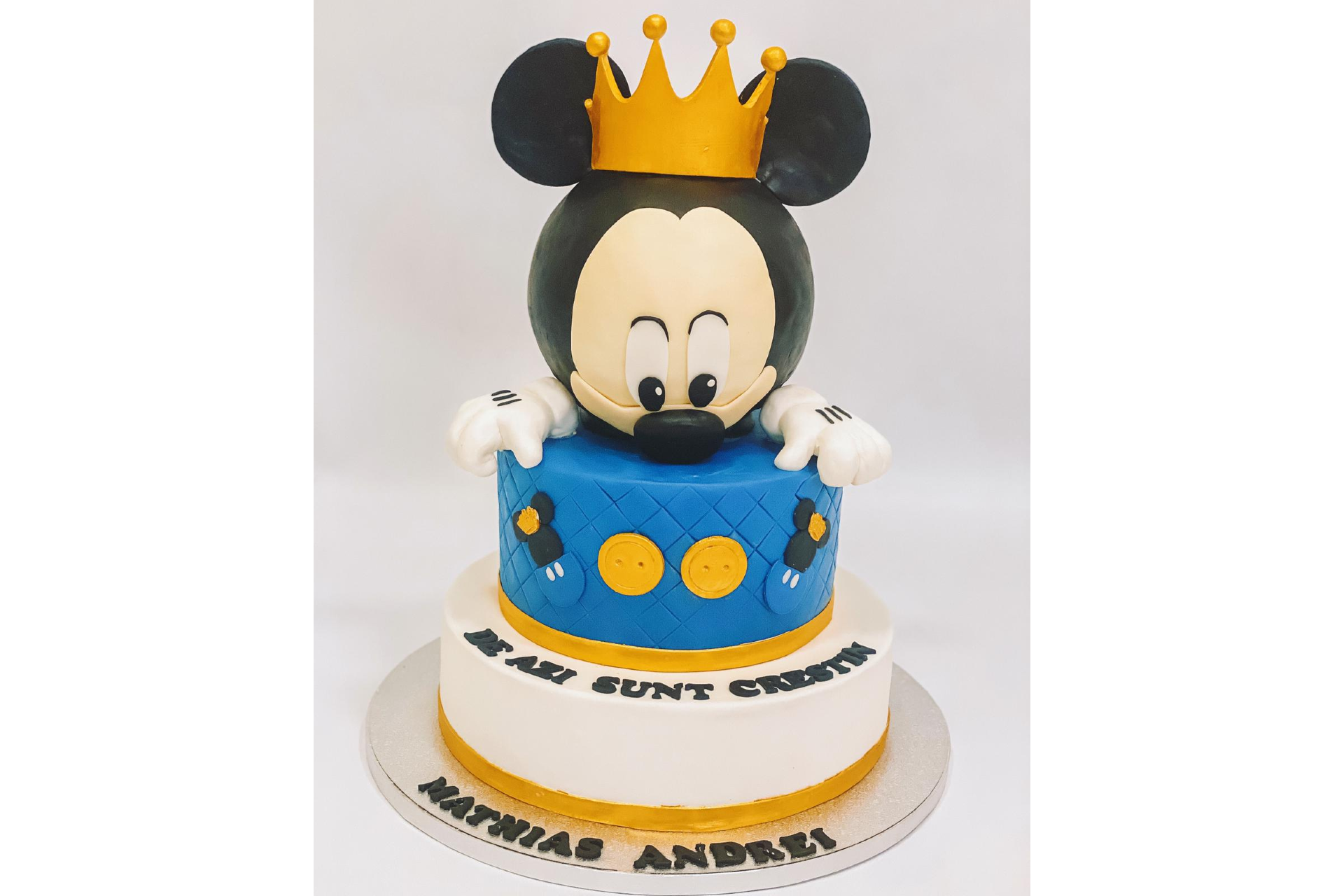 Tort Botez Mikey Mouse