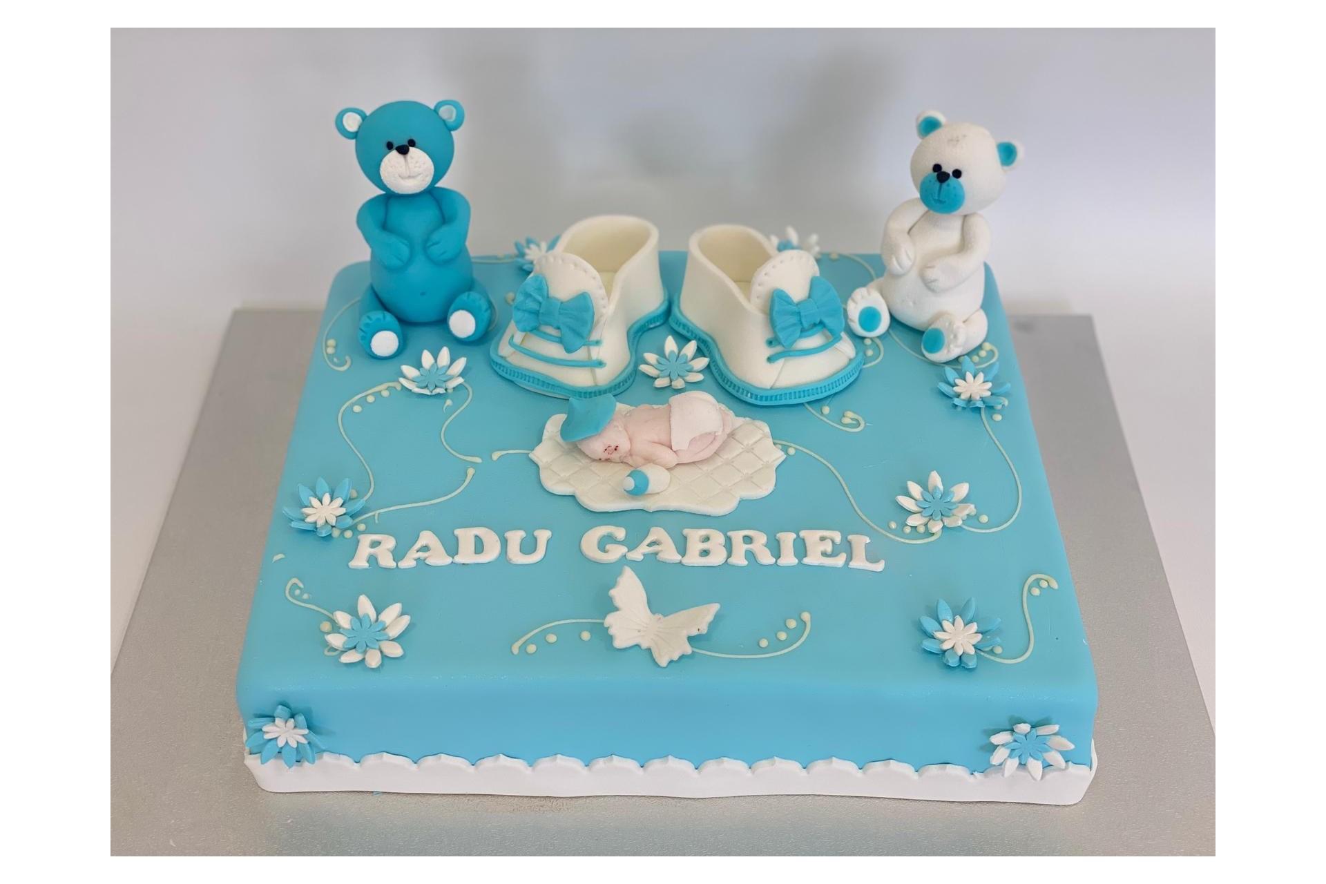 Tort Botez - Ursuleti si Papucei