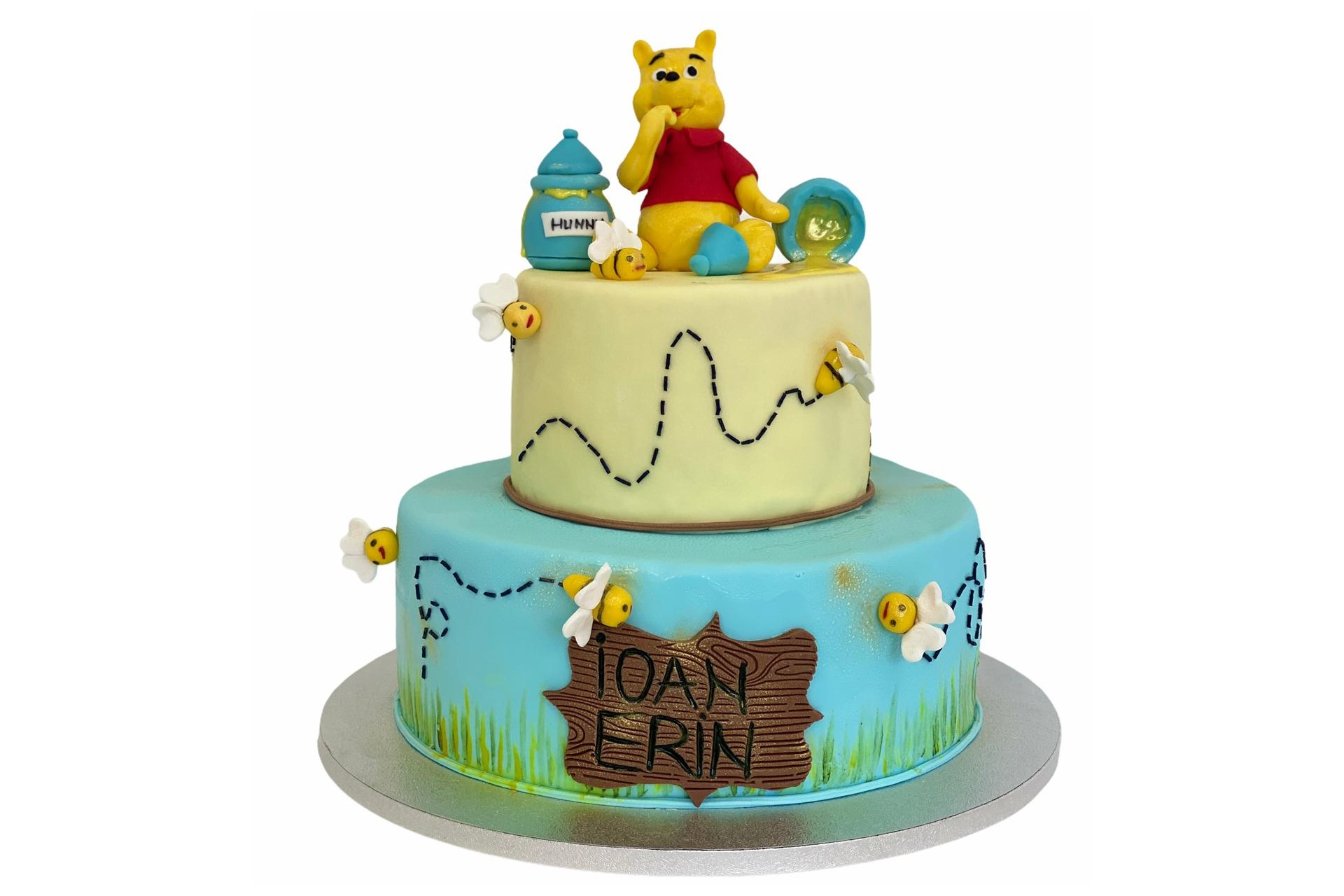 Tort Botez - Winnie