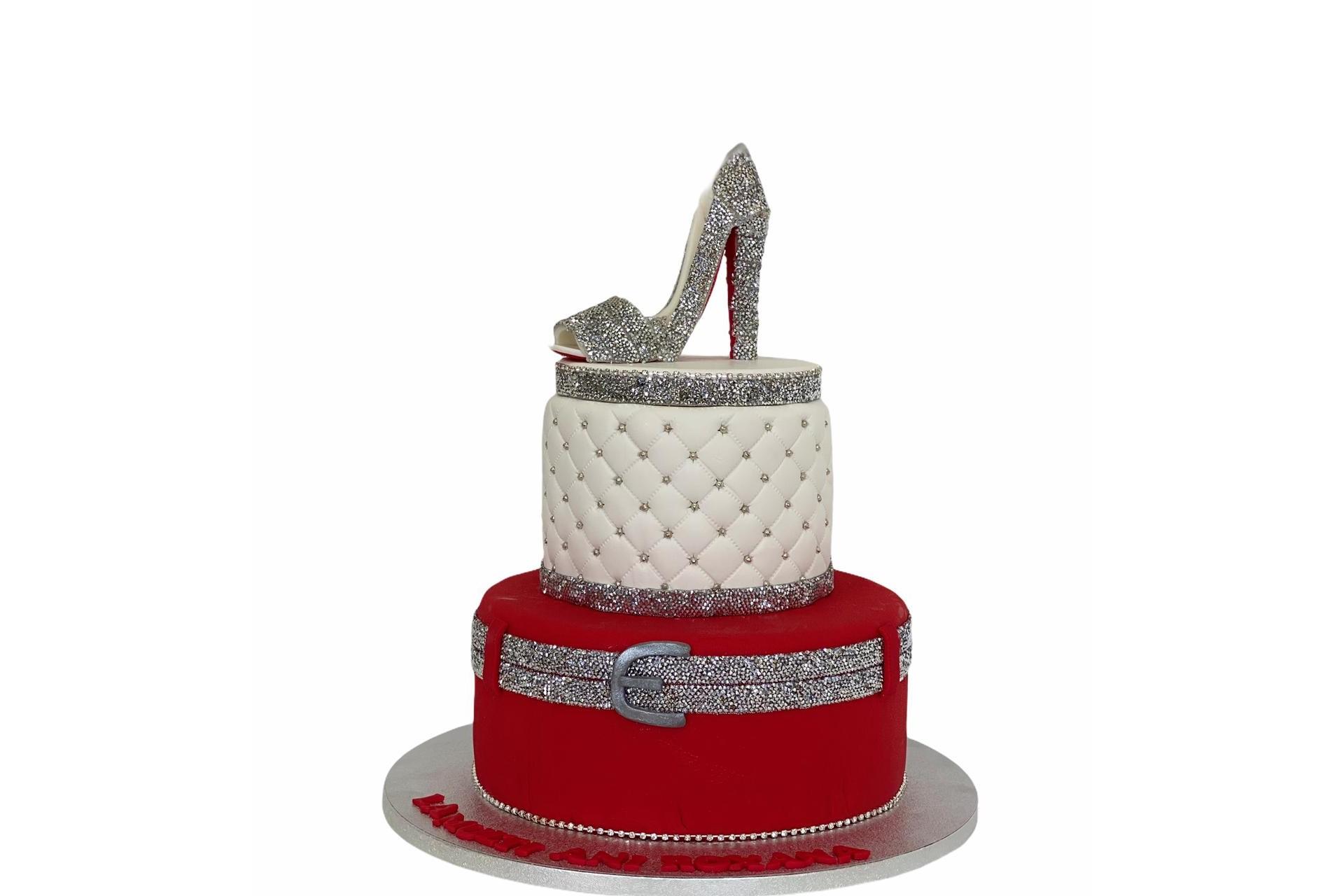 Tort Aniversare - Pantof Elegant